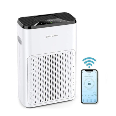 Purificateur d'air <br> Elechomes Smart Wifi (10-30m²)