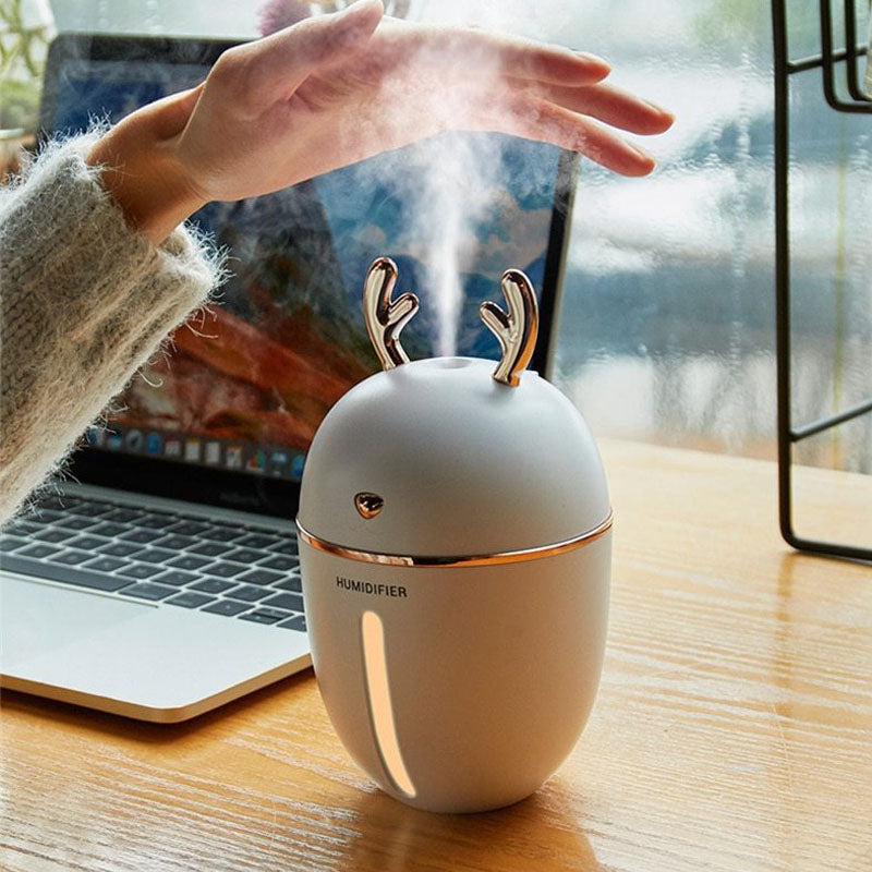 Humidificateur d'air Ventilateur | Le Purificateur