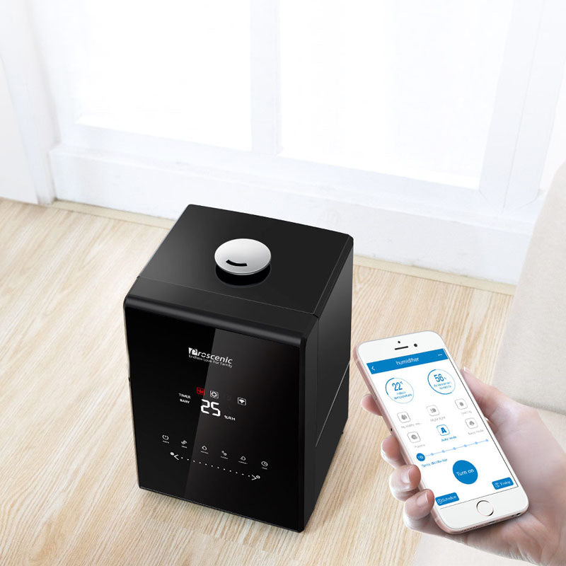 Humidificateur Connecté | Le Purificateur