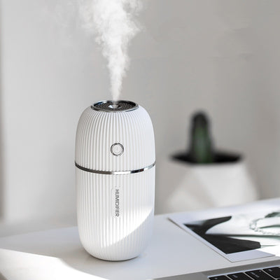 Humidificateur d'air <br> Gobelet LED - Le Purificateur