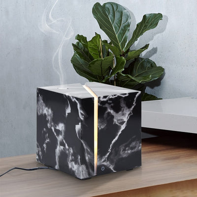 Humidificateur d'air <br> Le Cube Marbré