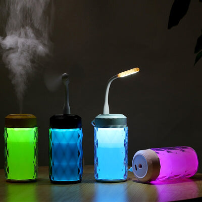 Humidificateur d'air <br> Le Diffuseur Cristal