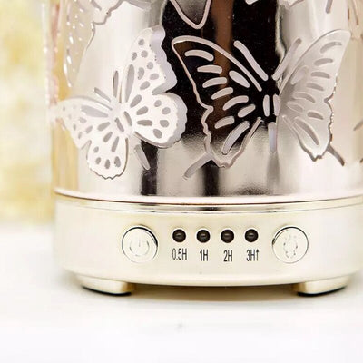 Humidificateur d'air <br> Diffuseur Butterfly