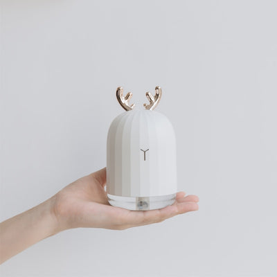Humidificateur d'air <br> Le Cerf Blanc et le Lapin Rose - Le Purificateur