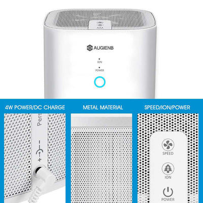 Purificateur d'air <br> Augienb Desktop One - Le Purificateur