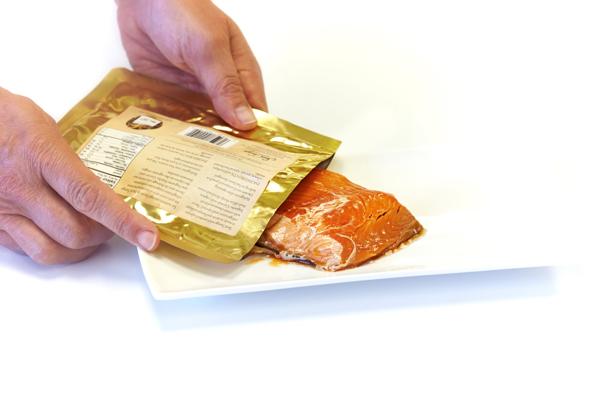 Smoked Salmon - Sockeye (6 pouches)