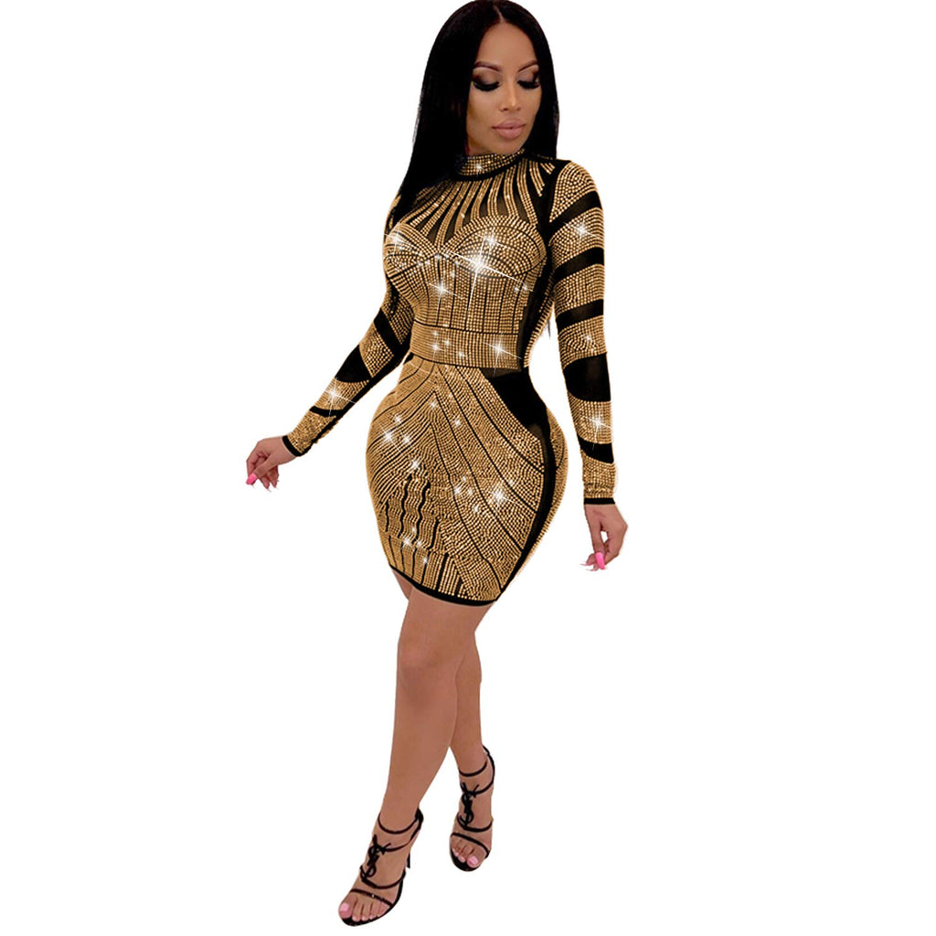Just Thick Exclusive Party Dress