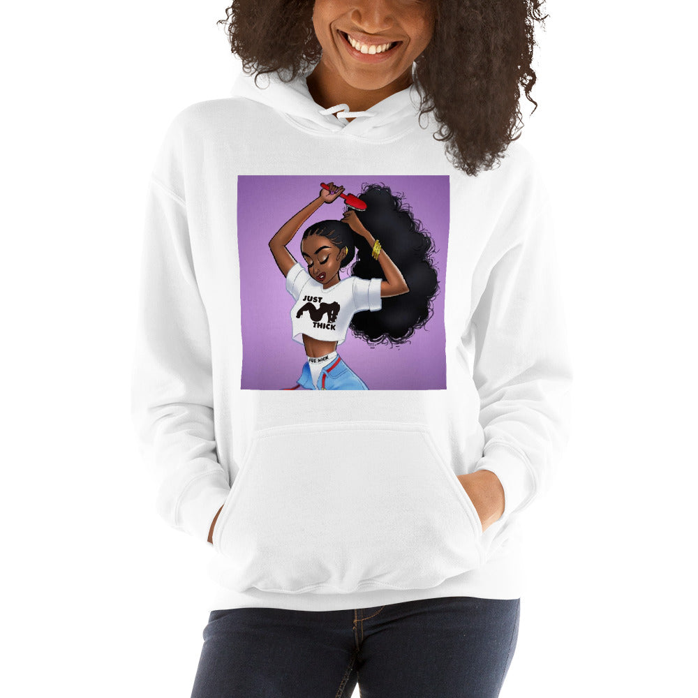 Jayla Just Thick Heritage Edition Unisex Hoodie