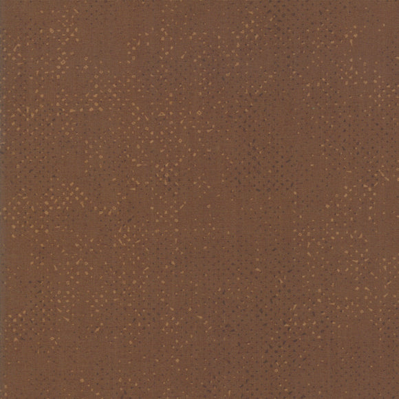 1660 84-SPOTTED Mocha/by Zen Chic for Moda Fabrics