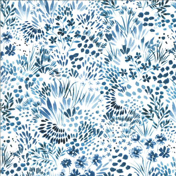 8444 14D Moody Bloom Digital Indigo Moda by Create Joy Project