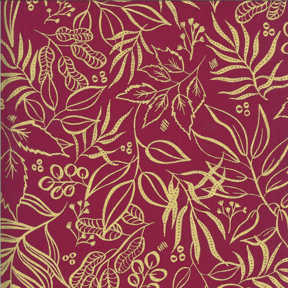 8449 16M Moody Bloom Metallic Magenta Moda by Create Joy Project