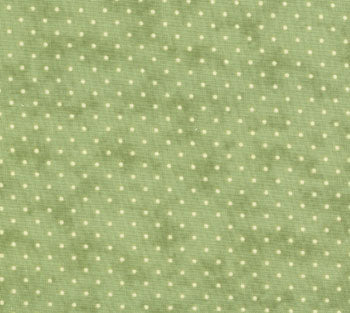 8654 15 ESSENTIAL DOTS/SAGE/by Moda Fabrics