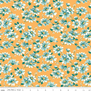 C10213 FLORAL DAISY/Flea Market/by Lori Holt for Riley Blake Designs
