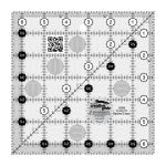 CGR6 Creative Grids Quilt Ruler 6-1/2in Square