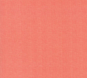 "211122 14 CORAL/LULU LANE/108"" WIDE BACK/by Corey Yoder for Moda Fabrics"