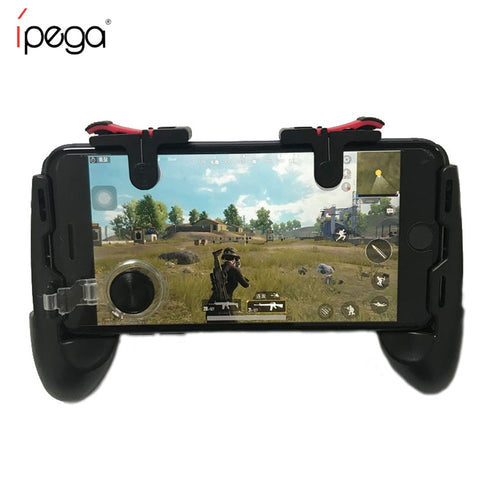 Mobile Gaming Controller Attachment