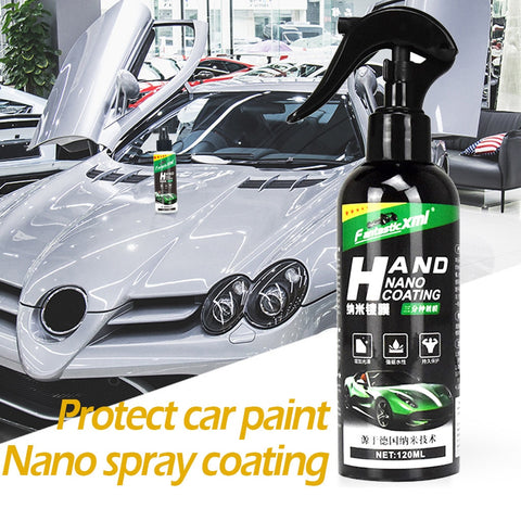 Anti Scratch Hydrophobic Polish Nano Coating Agent