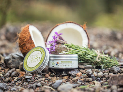 Nutty - Coco Lavender - Loco Whipped Body Butter