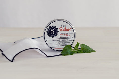 A Little Balmy Cleansing Balm - Grapefruit & Melissa