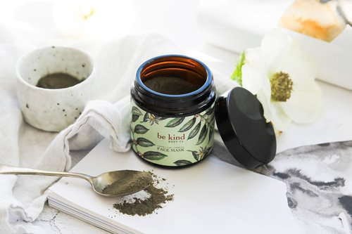 Clay, Charcoal + Coffee Face Mask
