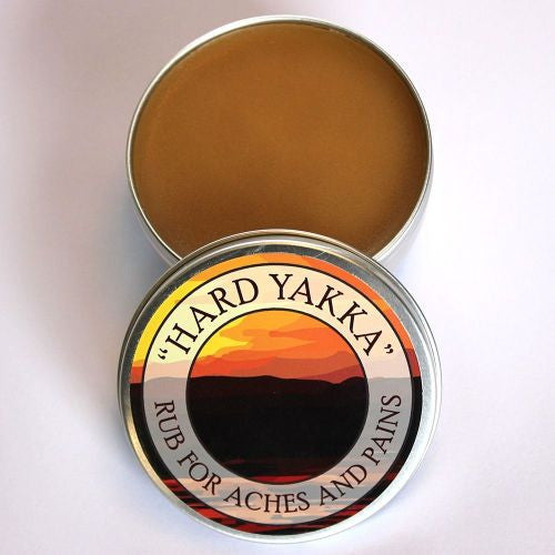 What does the word hard yakka mean