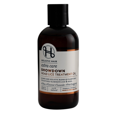 Showdown Head Lice Treatment Oil