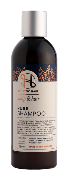 Holistic Hair Pure Shampoo 250 ml