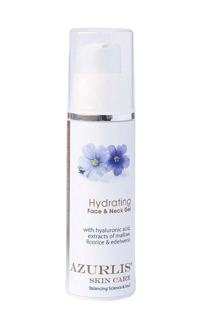 Hydrating Face & Neck Gel