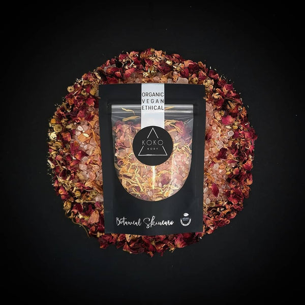 Bloom + Bliss Himalayan Salt Soak