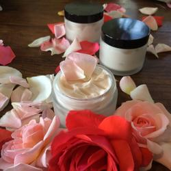 Rose & Hibiscus Day Cream