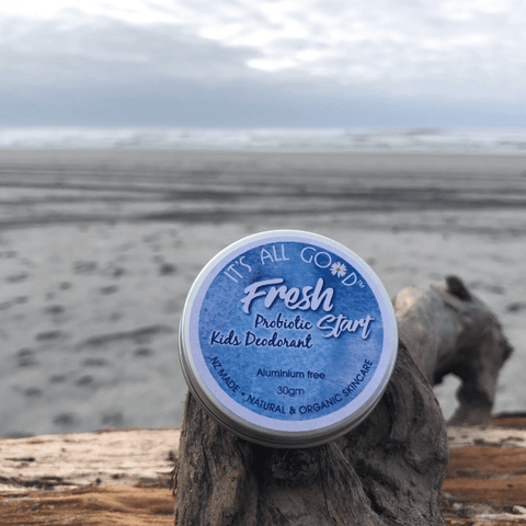 Fresh Start -  Probiotic Kids Deodorant