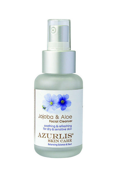 Jojoba & Aloe Facial Cream Cleanser