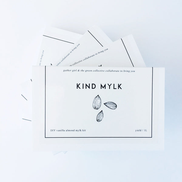 Kind Mylk - DIY Wellness Kit