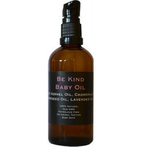 Be Kind to Baby Oil