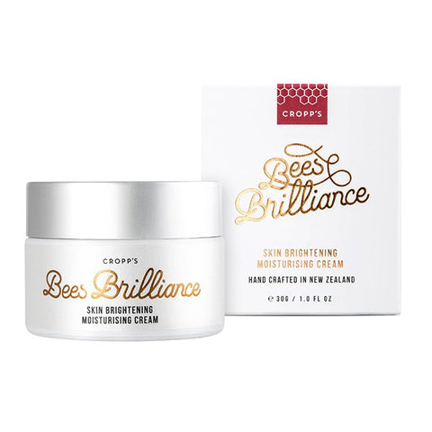 Brightening moisturising cream