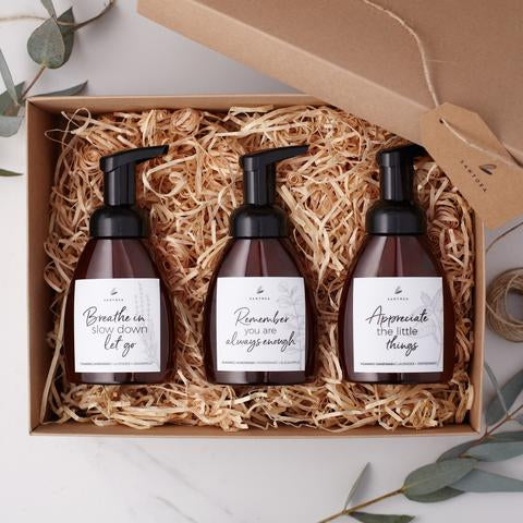 Deluxe Foaming Handwash Gift Box