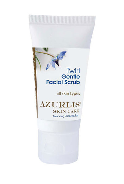 Twirl Gentle Facial Scrub