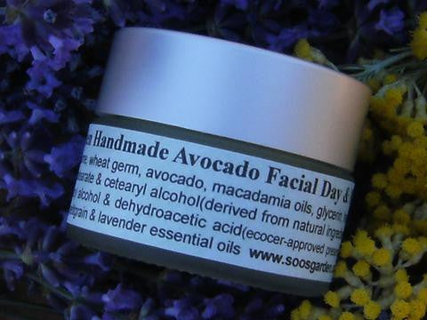 Avocado Day & Night Cream