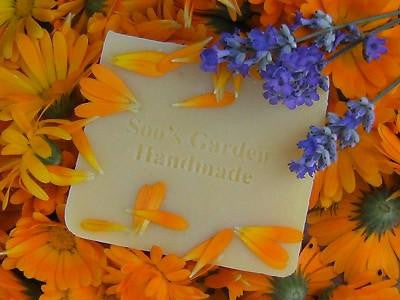 Calendula Cleansing Bar