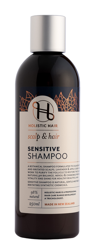 Holistic Hair Sensitive Shampoo 250 ml