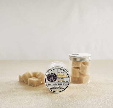 Sugar Scrub Fudge - Vanilla Pod - Vegan