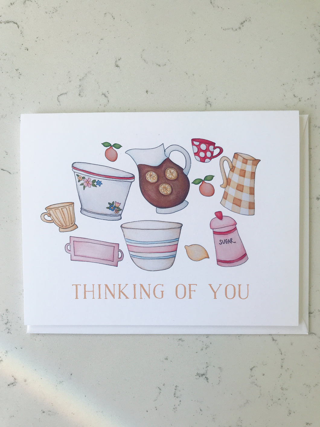 Notecard - Thinking of You