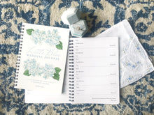 Load image into Gallery viewer, Little Blue Wedding Journal