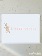 Load image into Gallery viewer, Hello Baby Custom Stationery Sets