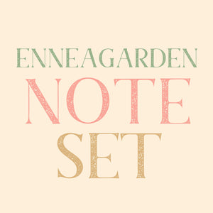 Enneagarden Notecard Set