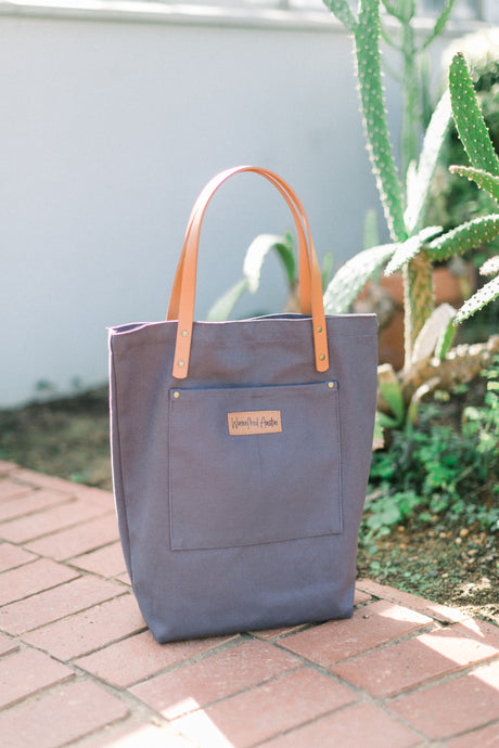 Austin Tote for Alzheimers - London Fog