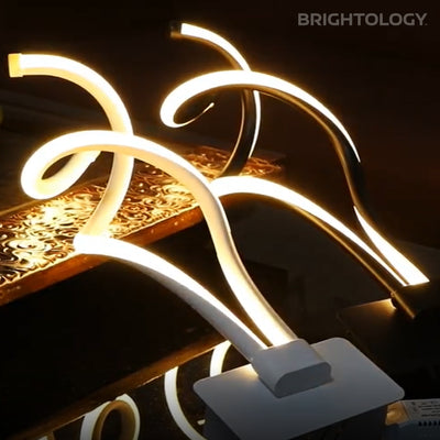 Contemporary Wallchiere Lamp20W LED Wall Light Bedroom Beside Lighting Hotel Room Decoration Lamp Indoor Wall Lamp Modern Art Design Creative Lamp Aluminum|LED Indoor Wall Lamps