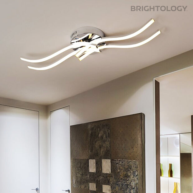 Curved LED Ceiling Lights