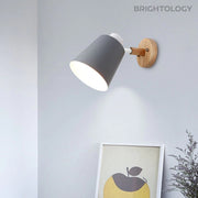 Angled Chroma Wall Sconce