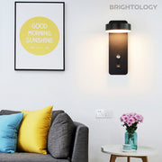 Modern Wall Lamp with USB Port